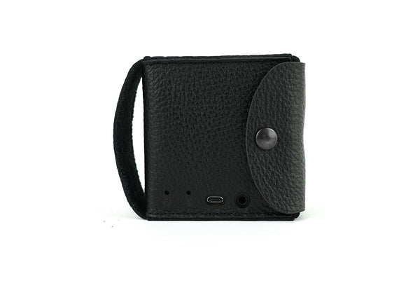Mikme Microphone Leather Bag