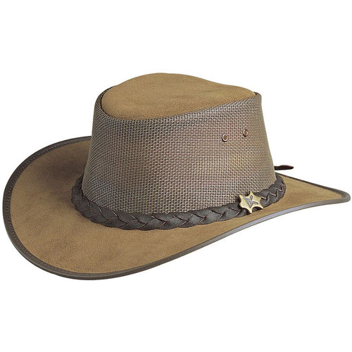 Conner Hats BC Hats Cool as a Breeze Australian Leather Hat [product_variant] Hats - Wander Outfitters