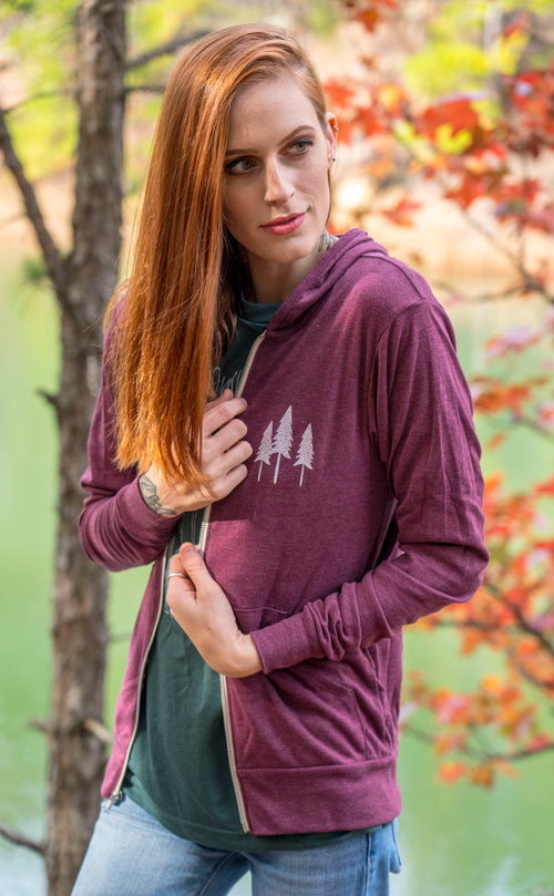 Montana Scene Montana Scene Let Adventure Fill Your Soul Zip Hoodie [product_variant] Hoodie - Wander Outfitters
