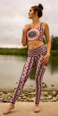 Wolven Wolven Threads Heliocentric Leggings [product_variant] Leggings - Wander Outfitters