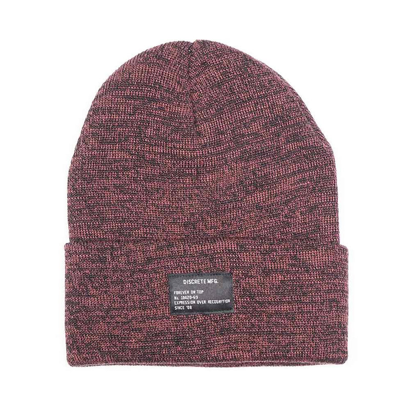 Discrete Clothing DISCRETE CLOTHING SCROLL [product_variant] Beanie Men - Wander Outfitters