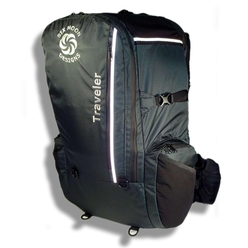 Six Moon Designs Six Moon Designs Traveler Pack [product_variant] backpack - Wander Outfitters