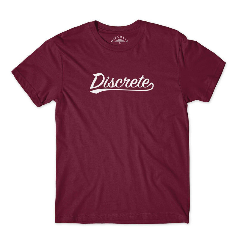 Discrete Clothing DISCRETE CLOTHING VERTEX [product_variant] Mens T-Shirts - Wander Outfitters