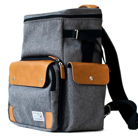 Venque Venque Campro Backpack - Available in Black or Grey [product_variant] backpack - Wander Outfitters