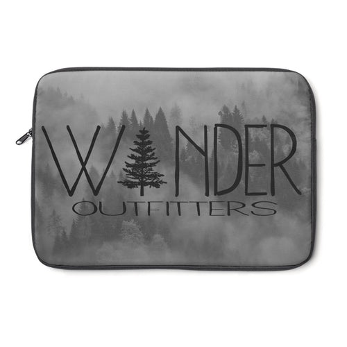Wander Outfitters Wander Outfitters Logo Laptop Sleeve [product_variant] Laptop Sleeve - Wander Outfitters