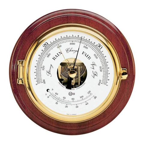 Captain Brass Barometer/Thermometer - Trintec Industries Inc.