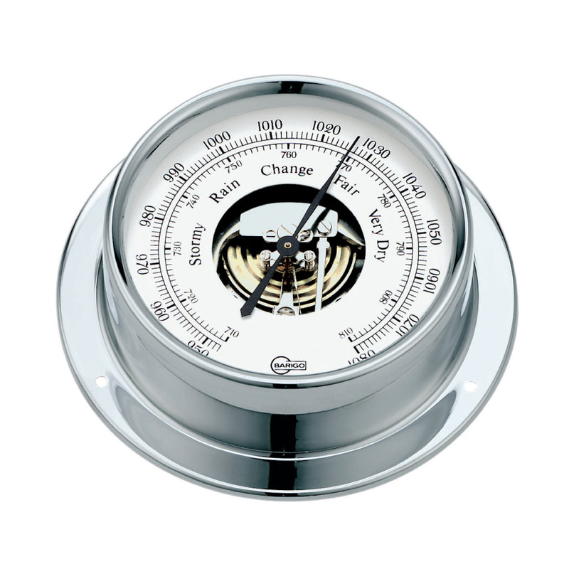 Tempo Chrome Ship's Barometer