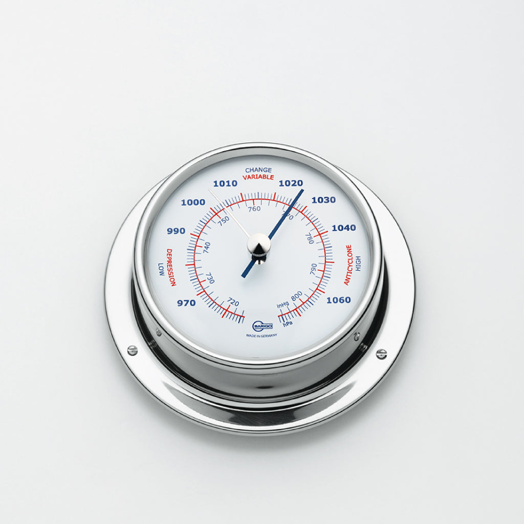 Sky Stainless Steel Ship's Barometer