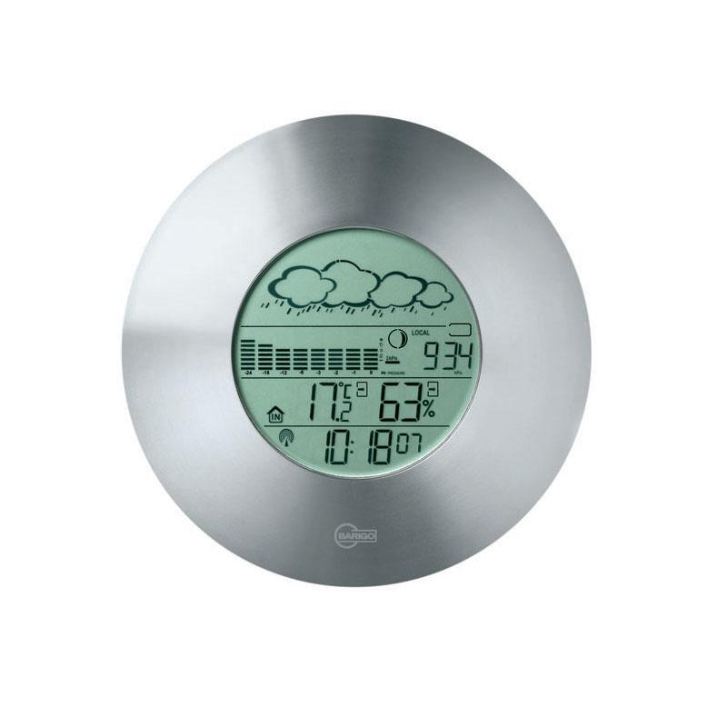 Digital Premium Wireless Weather Station - Trintec Industries Inc.