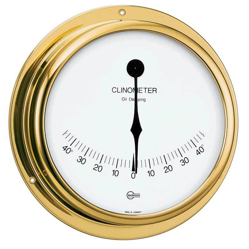 Viking Brass Ship's Clinometer - Trintec Industries Inc.