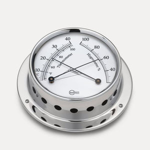 Tempo Chrome Ship's Comfortmeter - Trintec Industries Inc.