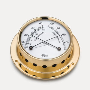 Tempo Brass Ship's Comfortmeter - Trintec Industries Inc.
