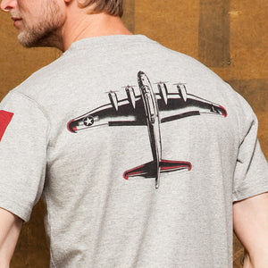 B17 Boeing T-Shirt - Trintec Industries Inc.