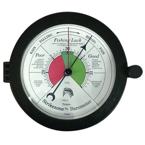 Coastline Ship's Fishing Barometer - Trintec Industries Inc.