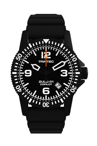 CoPilot Automatic - Black - Front