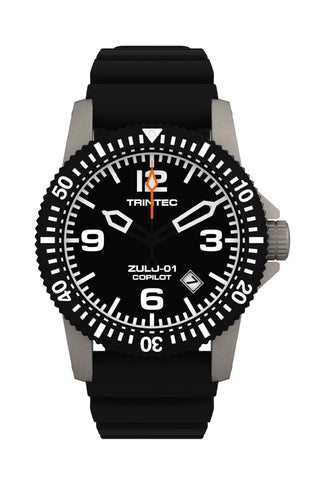 CoPilot Automatic - Stainless - Front