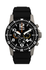 CoPilot Chronograph - Stainless - Front