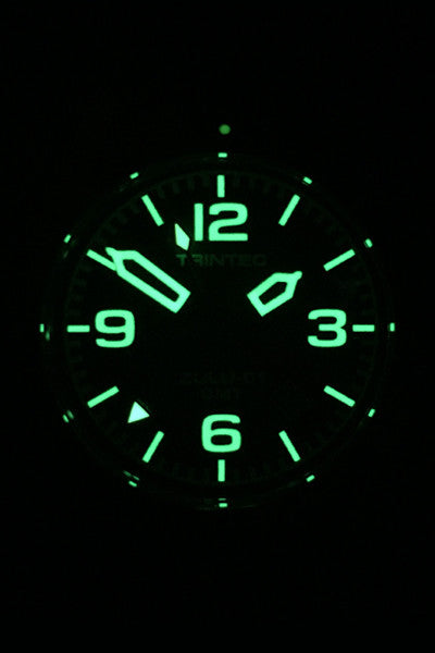 CoPilot GMT / Black / Quartz (NEW) - Trintec Industries Inc.