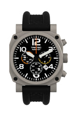 NAV-01 Chronograph - Stainless - Front