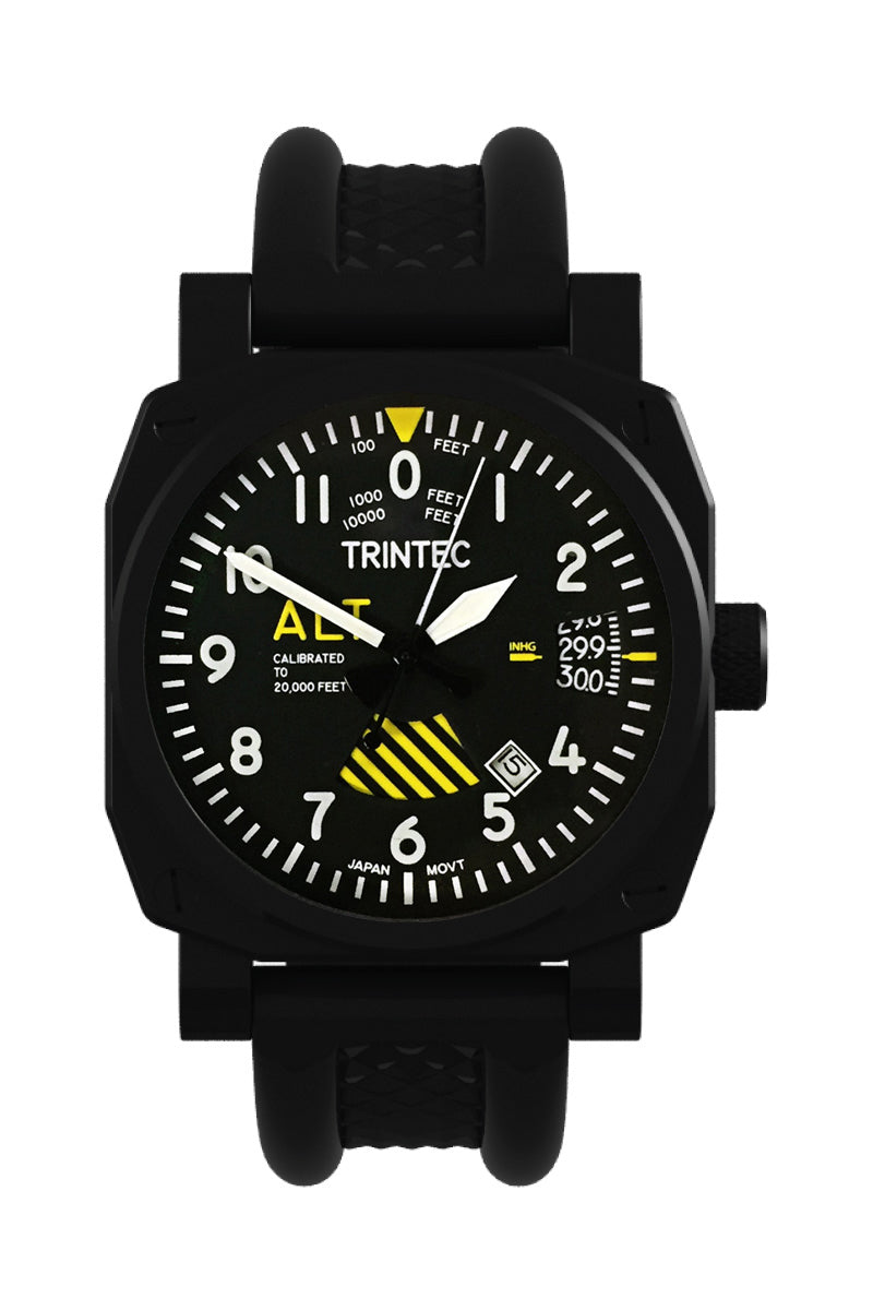 30th Anniversary Altimeter - Black