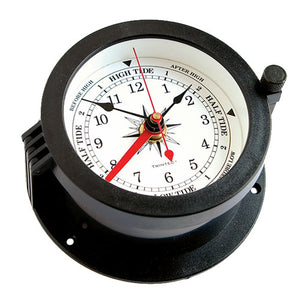 Coastline Ship's Time & Tide Clock - Trintec Industries Inc.