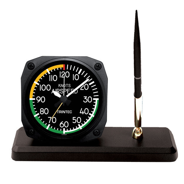 Modern Airspeed Desk Pen Set - Trintec Industries Inc.