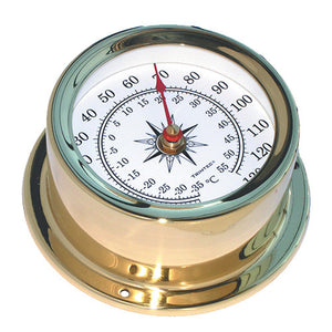 Euro Brass Marine Thermometer - Trintec Industries Inc.