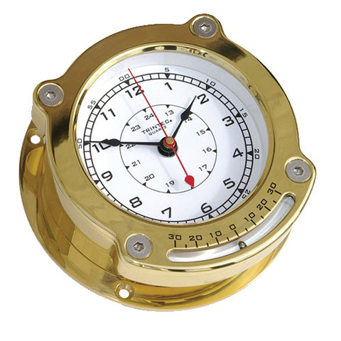 Odyssey Quartz Clock with Inclinometer