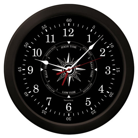 "14"" Atlantic Time & Tide Clock-B"