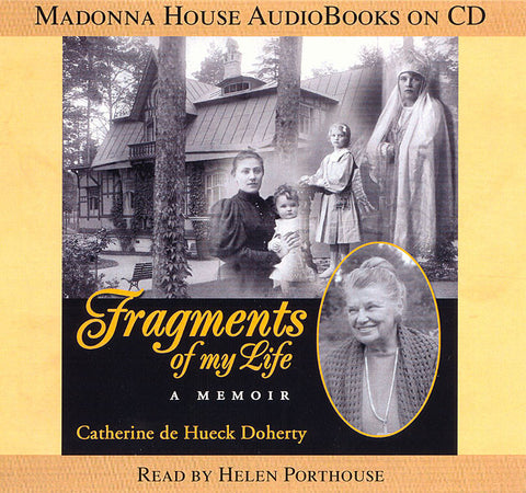 Fragments of My Life: A Memoir (AudioBook)