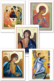 Greeting Cards - Angels and the Trinity