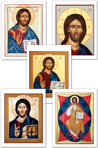 Greeting Cards - Christ the Saviour