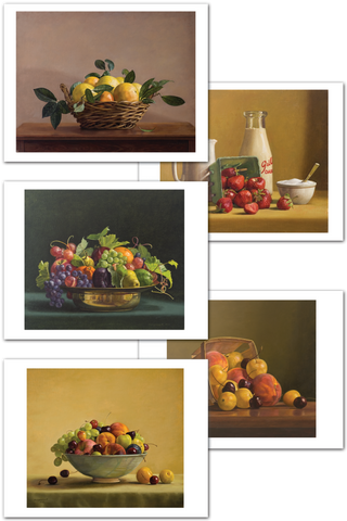 Greeting Cards - First Fruits