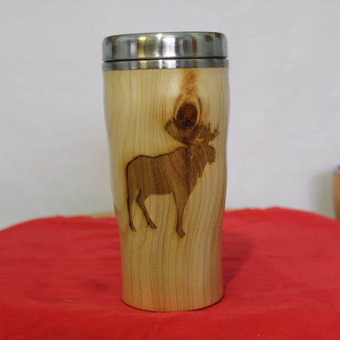Travel Mug - Outdoors Theme