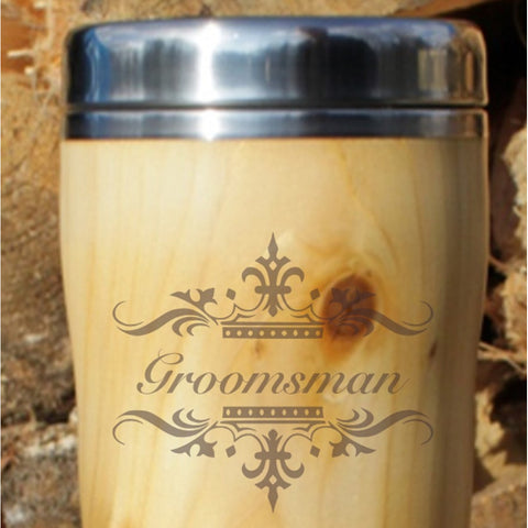 Travel Mug - Wedding Party Gifts