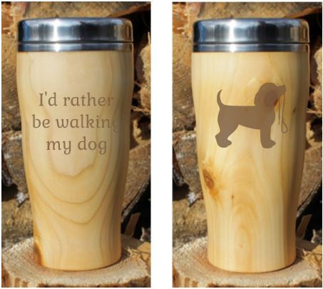 Travel Mug - Dogs