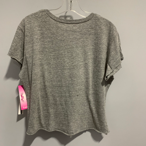 Star Colorful Grey Tee