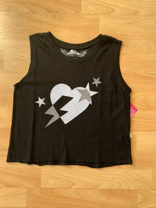 Heart/Star/Lightning Kids Tank