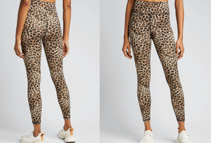 Cheetah Perfect High-Waist Leggings