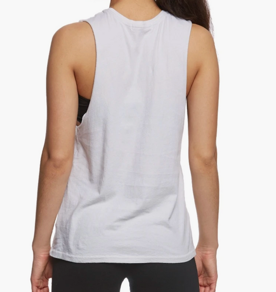 Hamsa Night Rocker Yoga Tank Top