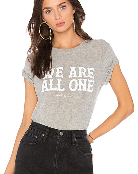 We Are All One Zen Tee