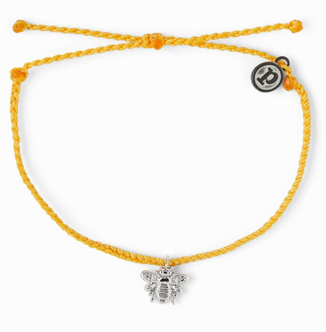 Save the Bees Charm