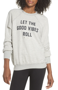 Spiritual Gangster Let the Good Vibes Roll Perfect Pullover