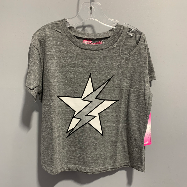 Star & Lightning Bolt Tee