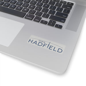 Hadfield Classic Sticker