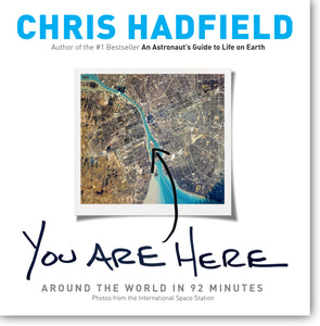 You Are Here: Around the World in 92 Minutes (Autographed)