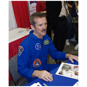 Chris Hadfield's Personal Patch