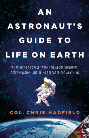 An Astronaut's Guide to Life on Earth (Personalized)