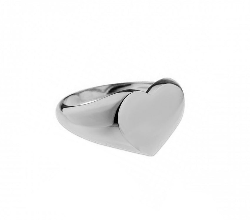 Bold Heart Ring