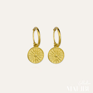 Golden State of Mind Earrings